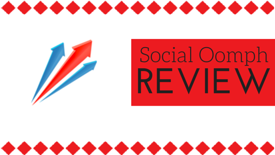 Social Oomph Review