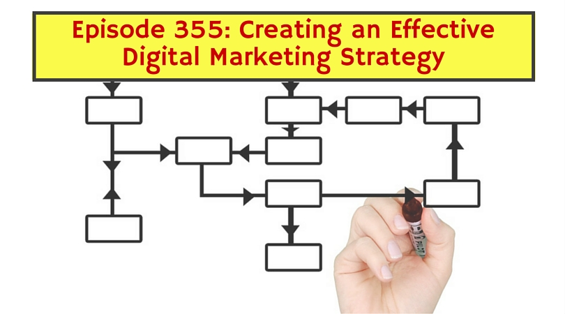 355: Creating an Effective Digital Marketing Strategy