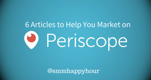 How to Market On Periscope