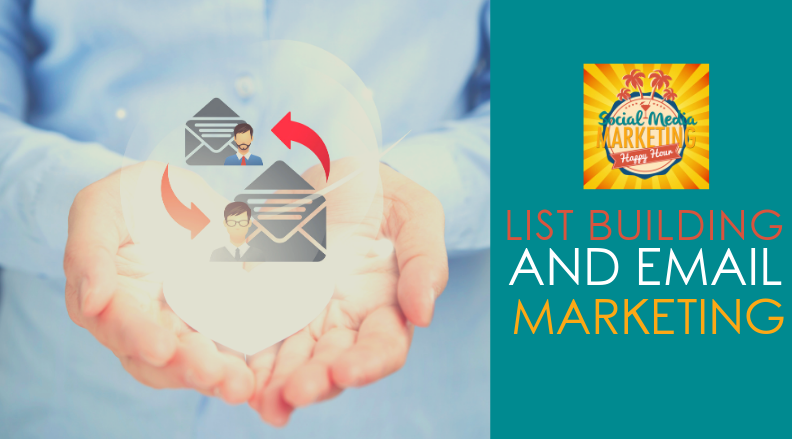 Season 2 Episode 6 – List Building & Email Marketing